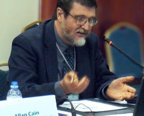 Allan Cain