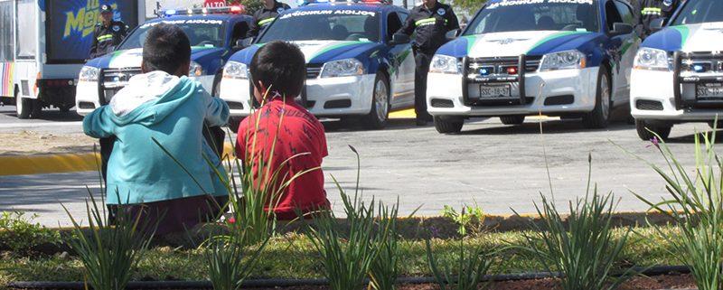 14 Proyecto Confianza _Policía de Proximidad_ (Guadalupe, México) 2014