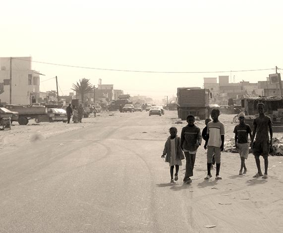 2018 El Dar Naim (Nouakchott nord)