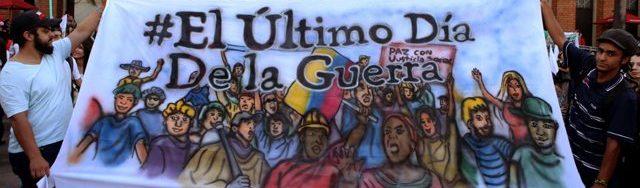 guerra colombia